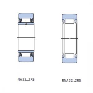 MGB - Опорный ролик NA 2203-2RS LDI