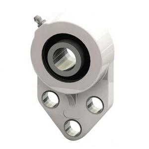 MGB - Трехболтовый фланцевый корпусной подшипниковый узел из термопластика Корпус FB 204 PL LDI