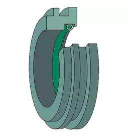 MGB - Уплотнение для разъемной подшипниковой опоры TS32