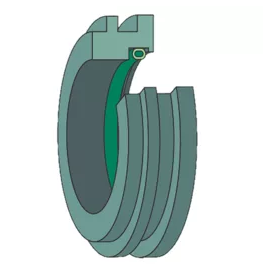 MGB - Уплотнение для разъемной подшипниковой опоры TS28