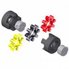Муфты кулачковые чугунные тип GEB (GIFLEX GE-T Taper Lock ) под втулку TAPER BUSHES