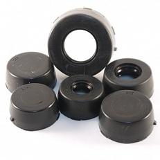 Пластмассовая крышка для термопластиковых ( композитных ) корпусных подшипниковых узлов