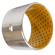 Втулки малообслуживаемые со смазочными карманами ( POM , SF2, DX )